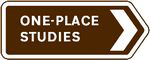 Society for One Place Studies logo